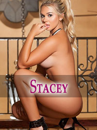 Stacey will come to you
