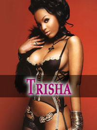 Trish is going to make you forget everything you've ever known.